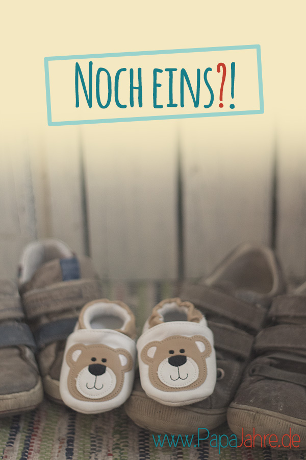 """Nach dem ersten und zweiten Kind war für uns die große Frage """"wollen wir ein 3. Kind?"""" #Kinderwunsch #Papablog"""