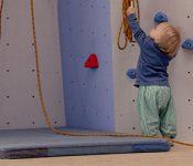 Papa-Kind-Hobby – Ab in die Kletterhalle