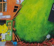 """Das Lieblingsbuch der Kinder: """"Die Riesenbirne"""""""