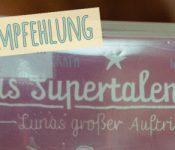 """""""Das Supertalentier"""" – Meine Hörempfehlung vom Wochenende"""
