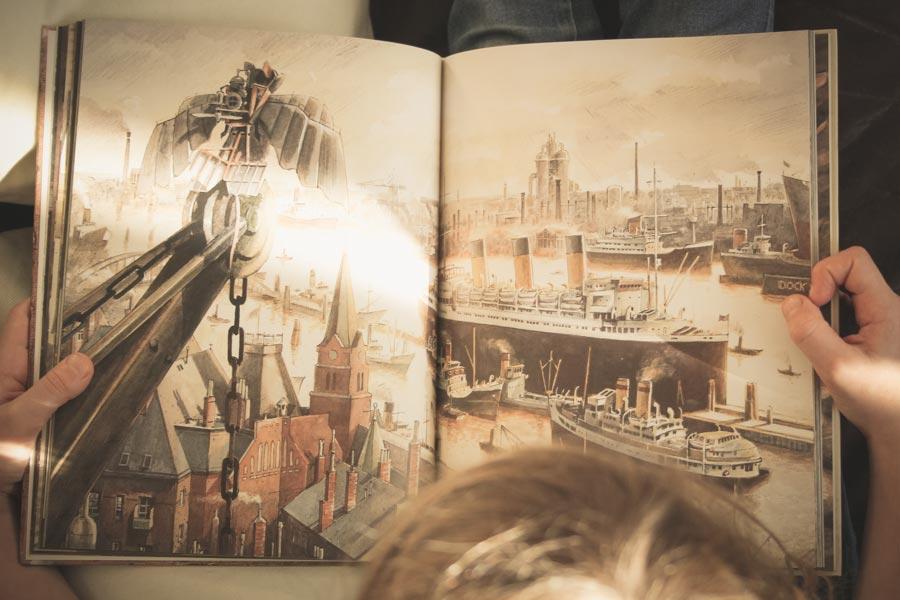 Leseempfehlung Lindbergh Maus Kinderbuch Erwachsene Kuhlmann