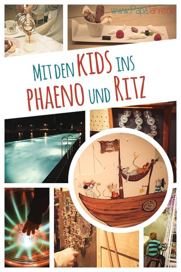 Titelbild Wochenende in Wolfsburg im phaeno und Ritz Carlton