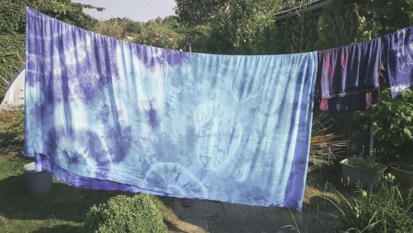 Beispielbild Batik-Muster